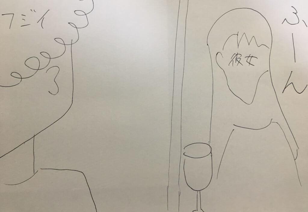 あなたの番です 藤井 肖像画